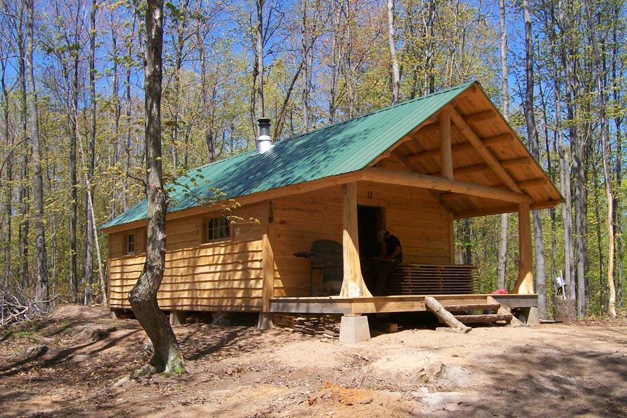 Woodlot Woodworks Fine Adirondack Woodwork Brant