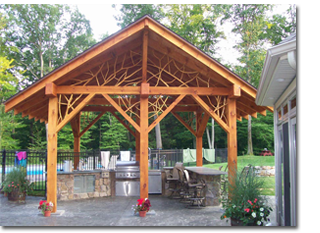 all log and timber frames are also precut and made ready for onsite assembly you will be amazed by the accuracy of the cuts and how precisely it all comes
